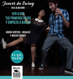 Jueves de Swing Santander | Black Bird