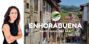 Actos Capitalidad del Turismo Rural Santillana del Mar