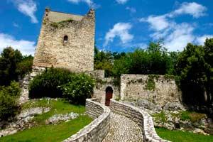 Torre de Estrada Val de San Vicente