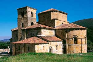 Colegiata de Santa Cruz Socobio | Castañeda